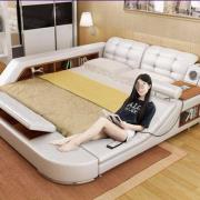 【画像】「人間を完全にダメにする多機能ベッド」がたまらないことになっているwwwwww