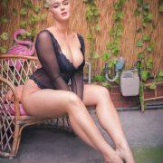 流石、本場アメリカ!美人+むっちりボディ+豊満バスト アメリカの恵体モデルのセクシーショットがこちらwwwww