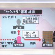 福田淳一セクハラ疑惑、女性記者の本名がネットで拡散された結果・・・