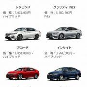 【悲報】ホンダさん、軽自動車以外に力入れてる車が日本で不人気のセダンwwww
