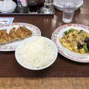 【画像】王将でこんだけ食って1020円www