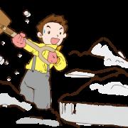 雪国「雪かき楽しいね!」←都会人が可哀想wwwwww